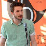 Busybird Creative Fellowship winner 2016, Angus Watson